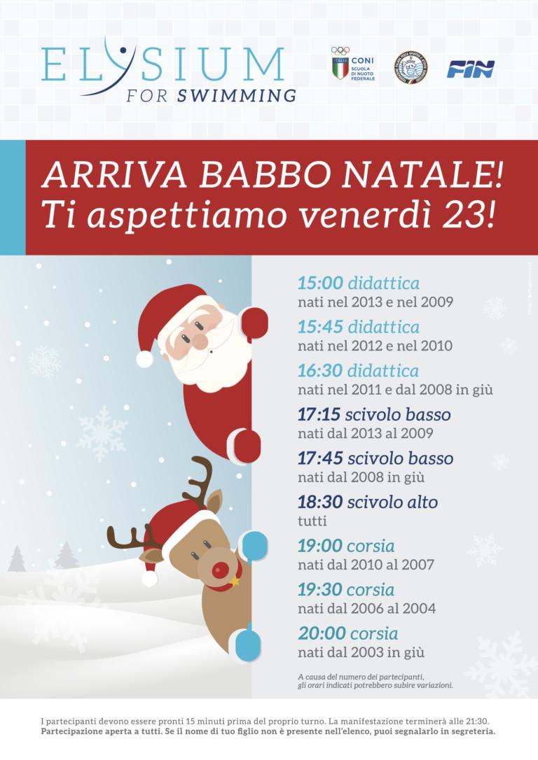 Festa di Natale <br>23-12-2016